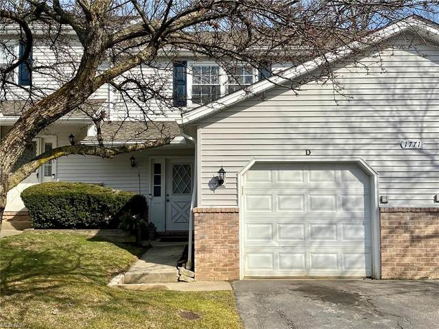 1771 Rolling Hills Drive D, Twinsburg, OH 44087 (MLS #4266775) :: Keller Williams Legacy Group Realty