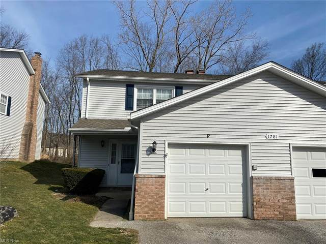 1781 Rolling Hills Drive F, Twinsburg, OH 44087 (MLS #4266782) :: Keller Williams Legacy Group Realty