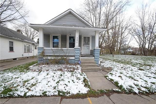 4086 E 81st Street, Cleveland, OH 44105 (MLS #4266845) :: Keller Williams Chervenic Realty