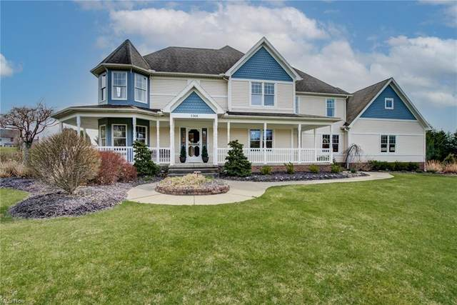 1568 E Haymarket Way, Hudson, OH 44236 (MLS #4266884) :: Select Properties Realty