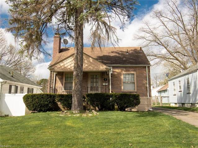 68 S Osborn Avenue, Youngstown, OH 44509 (MLS #4266952) :: The Art of Real Estate