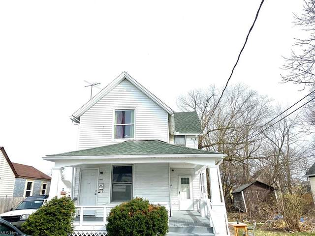 1222 W 14th Street, Lorain, OH 44052 (MLS #4266963) :: The Holden Agency