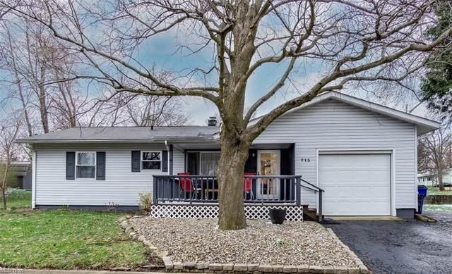 715 Paulus Drive, Kent, OH 44240 (MLS #4267075) :: Select Properties Realty