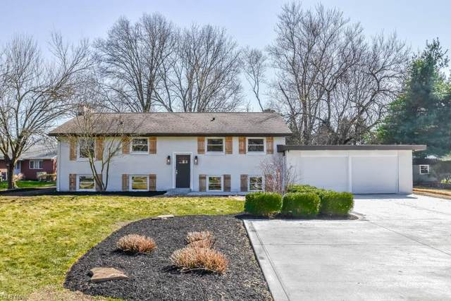 418 Everhard Road SW, North Canton, OH 44709 (MLS #4267076) :: The Holden Agency