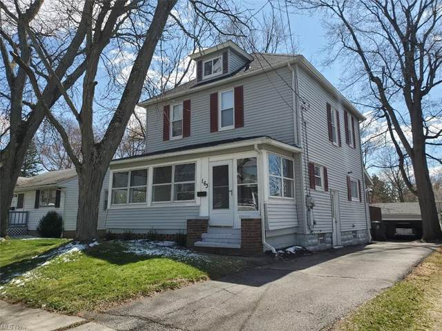 163 Simcox Street, Wadsworth, OH 44281 (MLS #4267143) :: Keller Williams Chervenic Realty