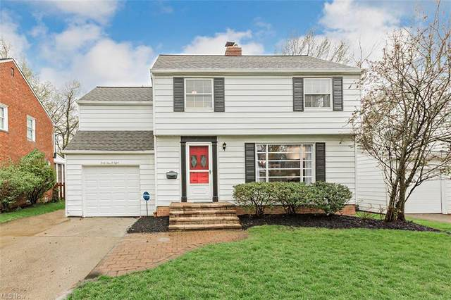 4908 Oakland, Lyndhurst, OH 44124 (MLS #4267200) :: Keller Williams Legacy Group Realty