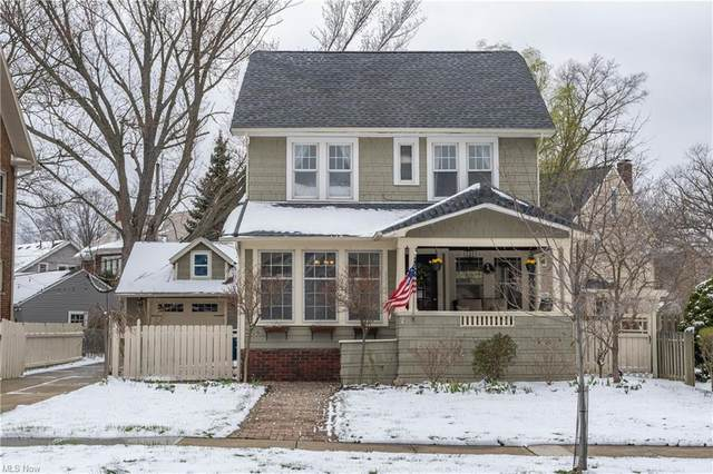 2106 Concord Drive, Lakewood, OH 44107 (MLS #4267246) :: RE/MAX Edge Realty