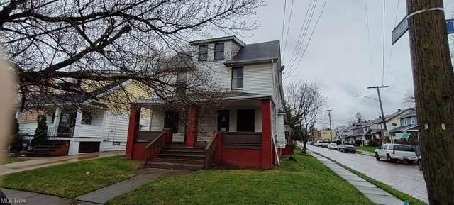1617 Treadway Avenue, Cleveland, OH 44109 (MLS #4267249) :: The Crockett Team, Howard Hanna