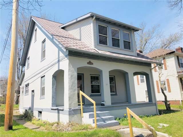 1584 Larch Street, Akron, OH 44301 (MLS #4267298) :: The Crockett Team, Howard Hanna