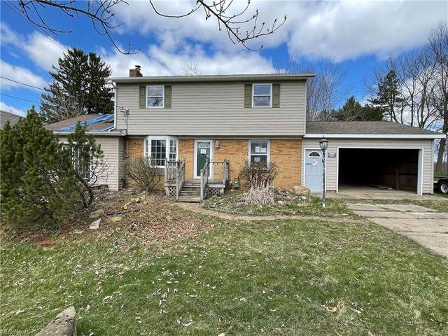1637 Carnwise Street SW, Canton, OH 44706 (MLS #4267299) :: The Holden Agency
