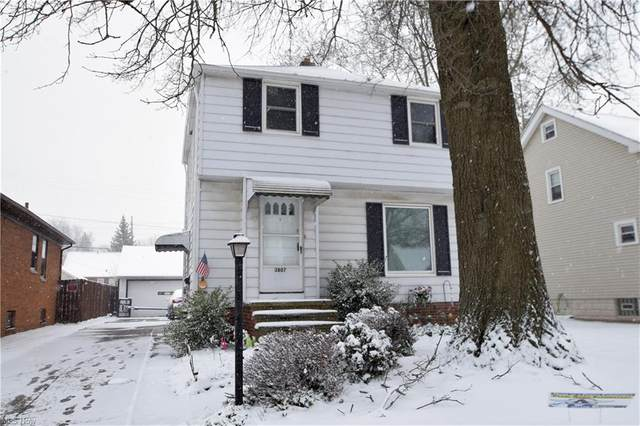 3807 Liggett Drive, Parma, OH 44134 (MLS #4267348) :: RE/MAX Trends Realty