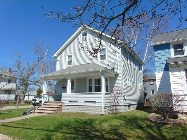 501 New Street, Fairport Harbor, OH 44077 (MLS #4267402) :: RE/MAX Edge Realty