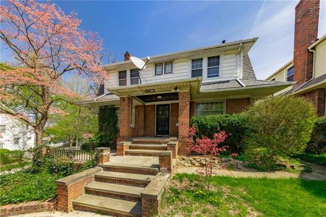 1211 Cleveland Heights Boulevard, Cleveland Heights, OH 44121 (MLS #4267425) :: The Art of Real Estate