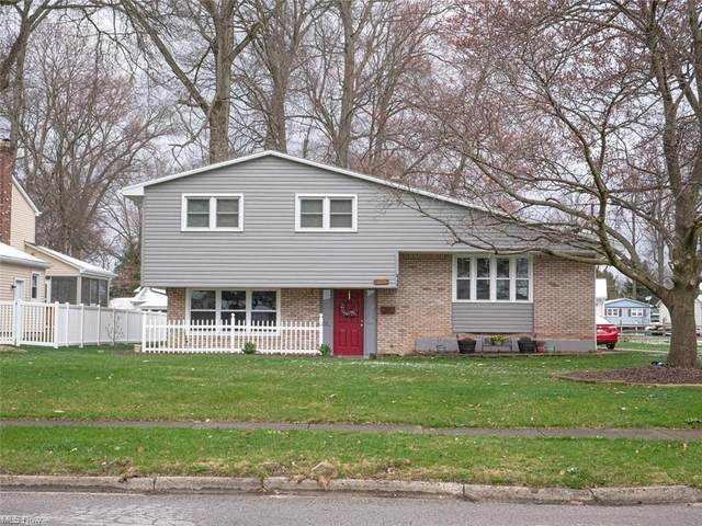 848 Maple Ridge Drive, Youngstown, OH 44512 (MLS #4267427) :: RE/MAX Edge Realty