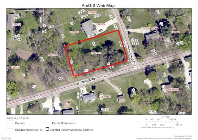 W Nimisila Road, New Franklin, OH 44216 (MLS #4267501) :: RE/MAX Trends Realty