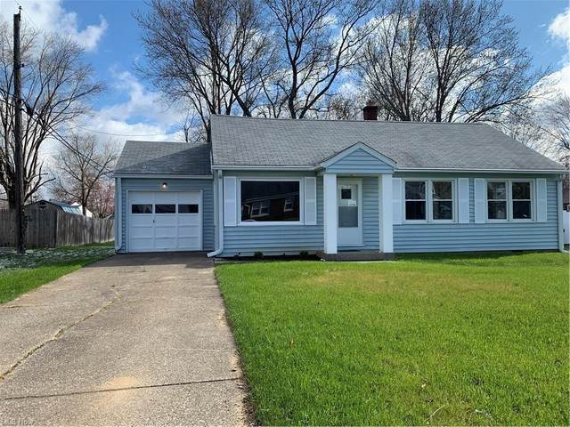 3220 Lynch Street SW, Massillon, OH 44646 (MLS #4267514) :: The Art of Real Estate