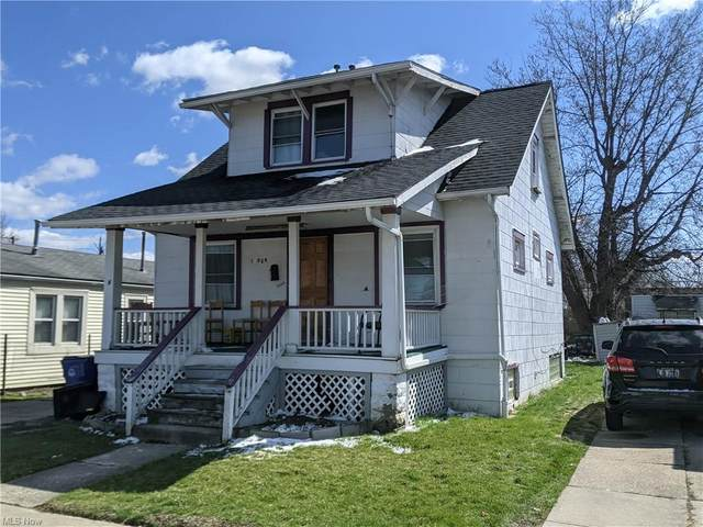12029 Matherson Avenue, Cleveland, OH 44135 (MLS #4267584) :: Select Properties Realty