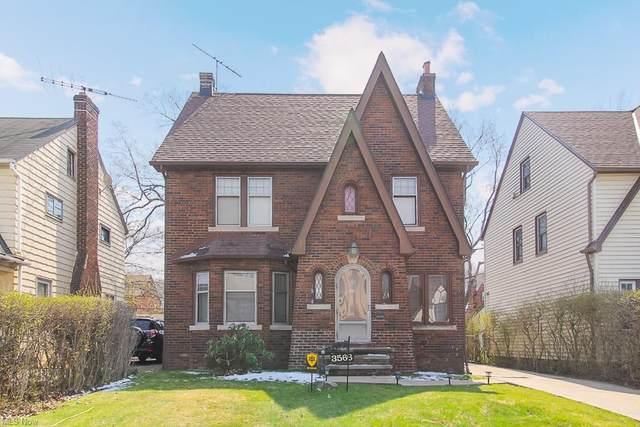 3566 Antisdale Avenue, Cleveland Heights, OH 44118 (MLS #4267650) :: The Crockett Team, Howard Hanna