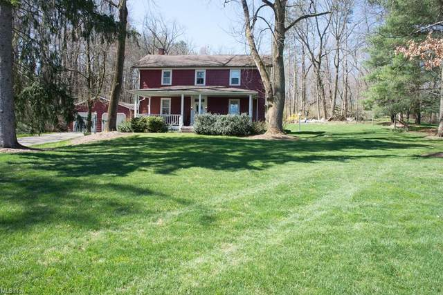 4280 Clear Creek Valley Road, Wooster, OH 44691 (MLS #4267663) :: Keller Williams Chervenic Realty