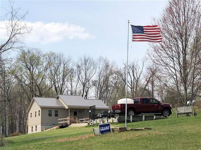 1481 N Mcclure Road NW, Malta, OH 43758 (MLS #4267676) :: The Holden Agency