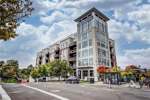 21 Furnace Street #902, Akron, OH 44308 (MLS #4267783) :: RE/MAX Trends Realty