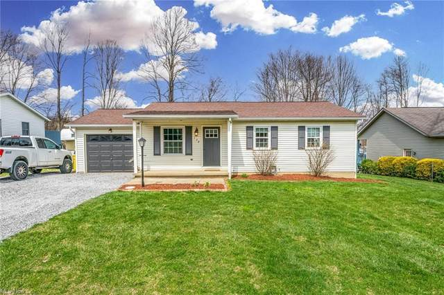 178 Plymouth Place, Salem, OH 44460 (MLS #4267789) :: Select Properties Realty