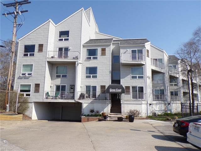 1900 Grove Court #104, Cleveland, OH 44113 (MLS #4267803) :: The Kaszyca Team