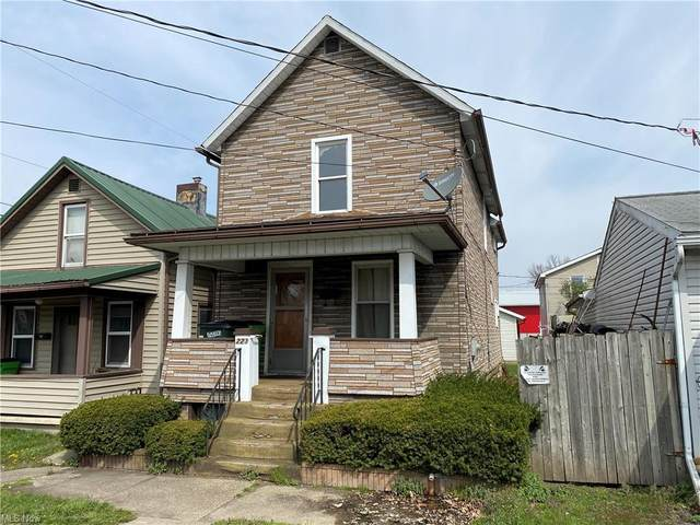 221 E 8th Street, Uhrichsville, OH 44683 (MLS #4267806) :: Select Properties Realty
