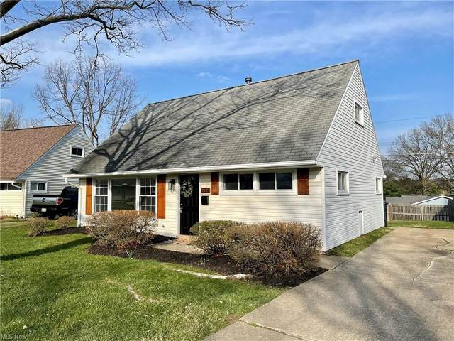 2331 Larchdale Drive, Cuyahoga Falls, OH 44221 (MLS #4267819) :: RE/MAX Edge Realty