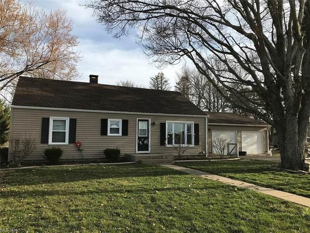 161 Willow Road SE, Carrollton, OH 44615 (MLS #4267820) :: The Holden Agency
