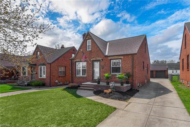 2907 Brookdale Avenue, Parma, OH 44134 (MLS #4267922) :: The Art of Real Estate