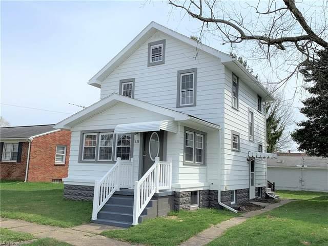 333 Kelly Street NW, New Philadelphia, OH 44663 (MLS #4267960) :: The Holden Agency
