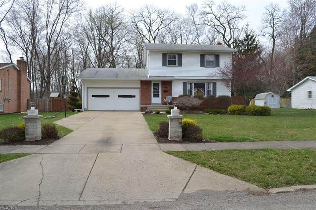 4026 Bob O Link Drive, Youngstown, OH 44511 (MLS #4268075) :: RE/MAX Edge Realty