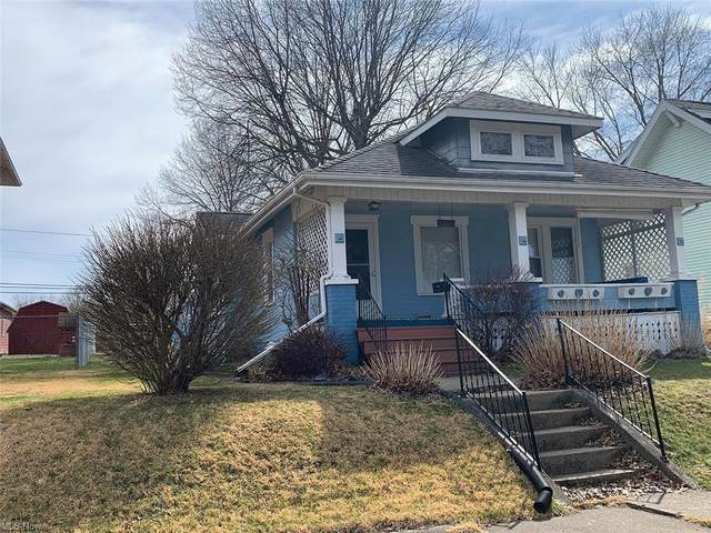 547 W Oregon Avenue, Sebring, OH 44672 (MLS #4268085) :: The Holden Agency