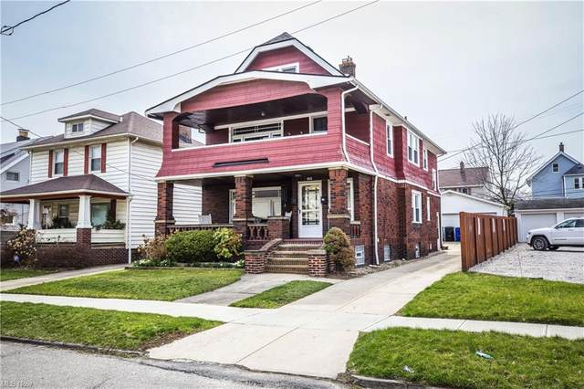 2029 Hood Avenue, Cleveland, OH 44109 (MLS #4268098) :: The Jess Nader Team   RE/MAX Pathway