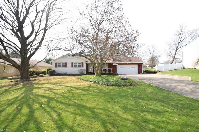 4537 Fitzgerald Avenue, Youngstown, OH 44515 (MLS #4268107) :: The Crockett Team, Howard Hanna