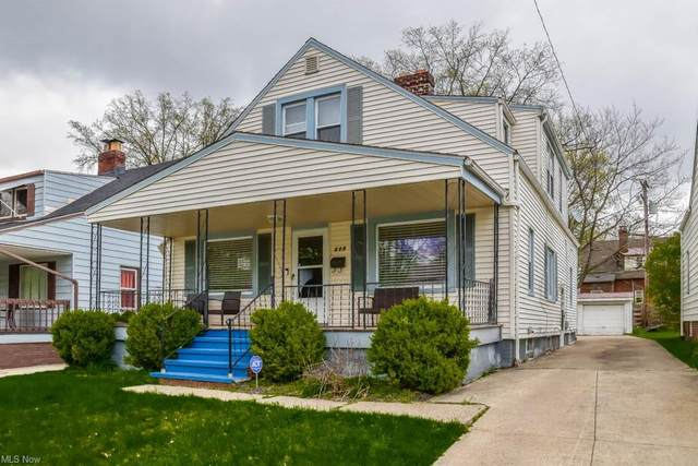 839 Lecona Road, Cleveland, OH 44121 (MLS #4268166) :: Select Properties Realty