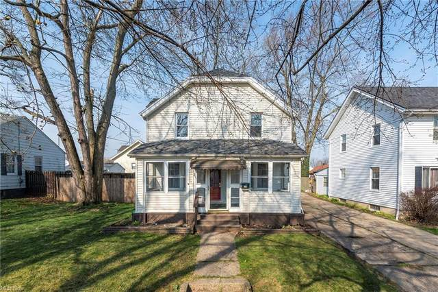 248 Malacca Street, Akron, OH 44305 (MLS #4268217) :: The Art of Real Estate