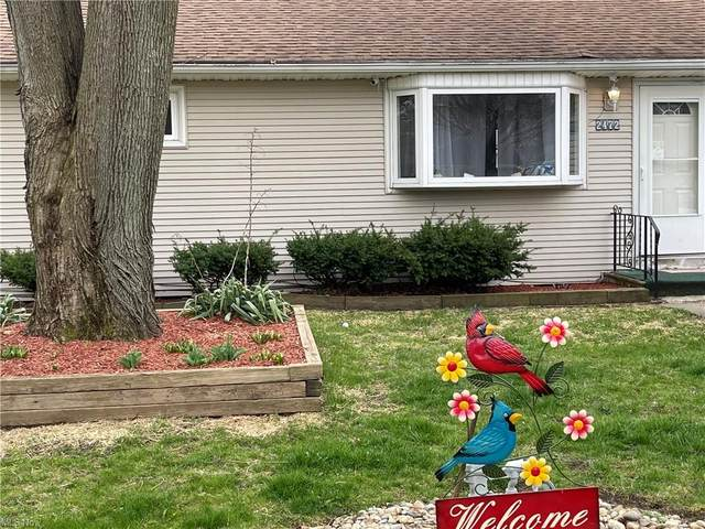 2472 Hillstock Avenue, Akron, OH 44312 (MLS #4268255) :: RE/MAX Edge Realty