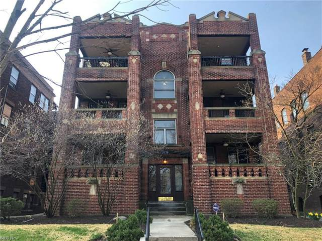 2476 Derbyshire Road #8, Cleveland Heights, OH 44106 (MLS #4268272) :: Keller Williams Legacy Group Realty