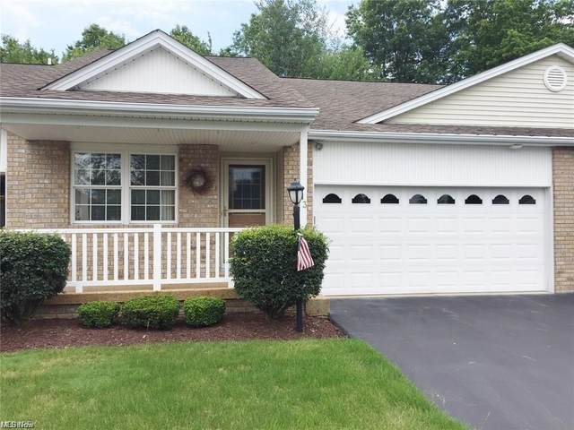13 Eagle Pointe Drive, Cortland, OH 44410 (MLS #4268280) :: The Holden Agency