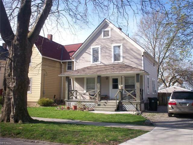 4012 Bucyrus Avenue, Cleveland, OH 44109 (MLS #4268316) :: RE/MAX Edge Realty