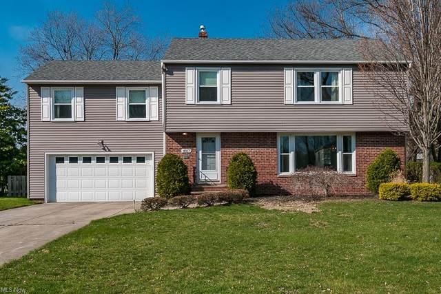4917 Karen Isle Drive, Richmond Heights, OH 44143 (MLS #4268360) :: Keller Williams Chervenic Realty