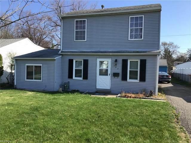 705 Mannering Road, Eastlake, OH 44095 (MLS #4268414) :: The Art of Real Estate