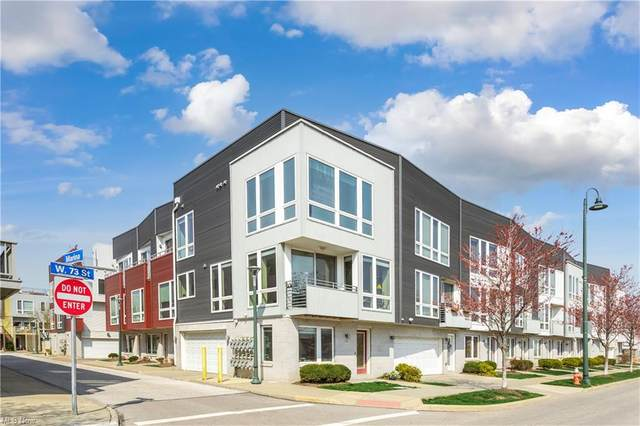 1266 W 73 Street, Cleveland, OH 44102 (MLS #4268416) :: Tammy Grogan and Associates at Keller Williams Chervenic Realty