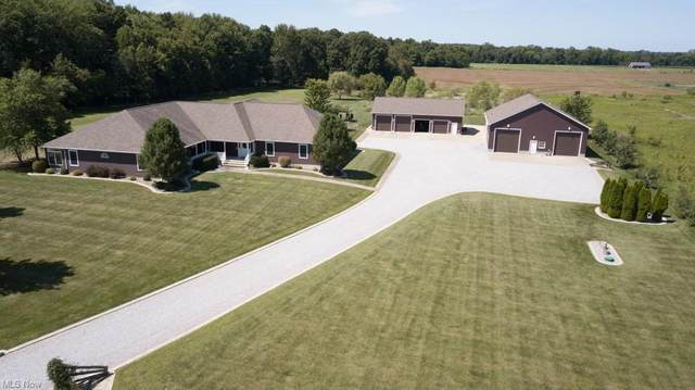 28360 West Road, Spencer, OH 44275 (MLS #4268445) :: The Art of Real Estate