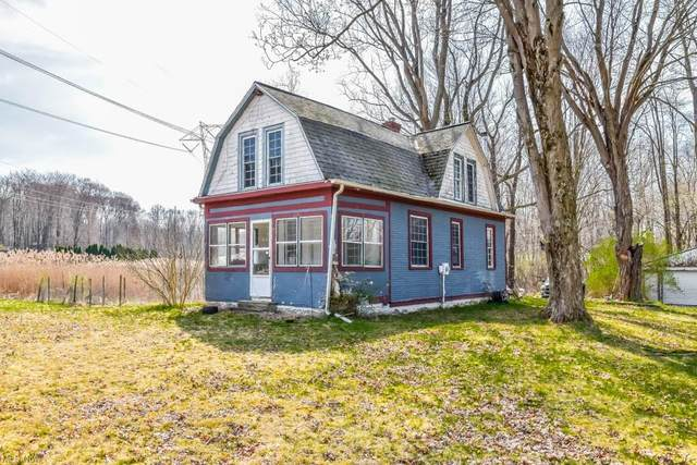 3272 Lake Rockwell Road, Ravenna, OH 44266 (MLS #4268517) :: The Holden Agency