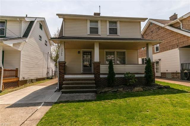 2905 Hillcrest Avenue, Cleveland, OH 44109 (MLS #4268528) :: RE/MAX Trends Realty