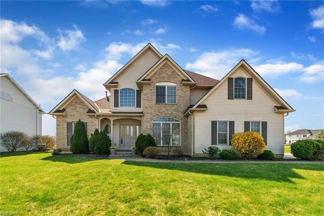 42 Kingston Drive, Aurora, OH 44202 (MLS #4268544) :: The Art of Real Estate