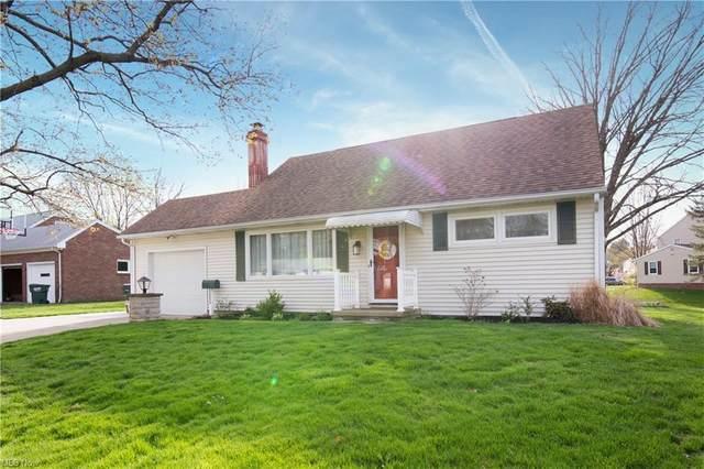 3225 Beverly Avenue NE, Canton, OH 44714 (MLS #4268570) :: Keller Williams Legacy Group Realty